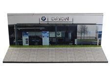 Diorama présentoir BMW Garage Orion -1/43ème - #43-2-D-D-011