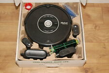 Roomba 551 -550 Series Robot Vacuum Cleaning System w/ Dock & Virtual Walls