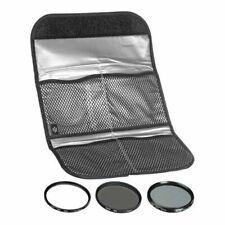 Hoya 77mm Digital Filter Kit II - Slim UV, Cir-PL, ND8 Filters & Case HK-DG77-II