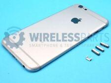 Recambios carcasas gris Apple para teléfonos móviles
