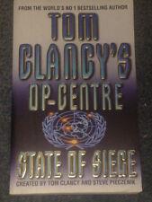 Tom Clancy's Op-Centre: State of Siege, Tom Clancy & Steve Pieczenik