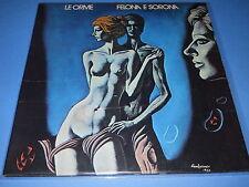 LP ITALIAN PROG LE ORME - FELONA E SORONA - INGLESE 2 LP