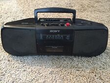 Sony Cfs-B15 Stereo Cassette Player