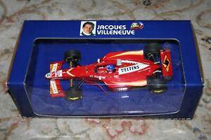 MINICHAMPS 1/18 WILLIAMS RENAULT FW20 JACQUES VILLENEUVE 1998 F1 FORMULA1 CAR