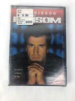 [New] Ransom (DVD, 2004, Special Edition) Mel Gibson  FSTSHP