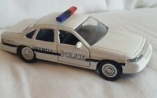 Road Champs Olympia Police  Diecast Vehicle 1:43 Scale 1998