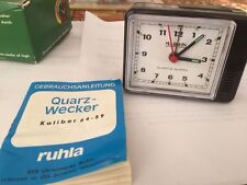 German Collectable Quartz Movement Clocks