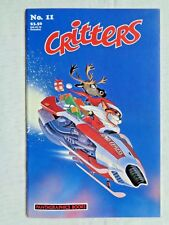 Critters No. 11 April 1987 First Printing December 1986 Fantagraphics NM- (9.2)
