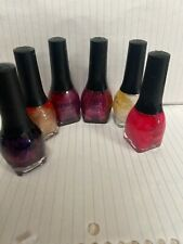 6- Mix Venique Nail Lacquer Nail Polish,