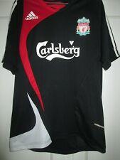 Liverpool Training Football Shirt Size Medium formotion  /44063