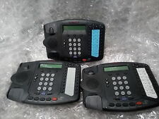 - Lot of 3 3Com 3102 Voice Over IP Phone  NO/HANDSET&STAND