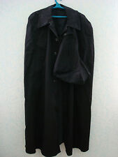 Russian Soviet Red Army Naval Fleet Cloak Raincoat-Tent Officer Navy Vintage