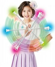 Twirl Ring Baton - Light-up, baton twirling toy, from Japan F/S