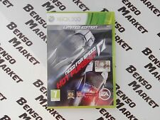 NEED FOR SPEED HOT PURSUIT LIMITED EDITION MICROSOFT XBOX360 ITALIANO COME NUOVO