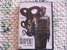 Dvd / Le serpent avec Clovis Cornillac et Yvan Attal