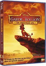 DVD *** LA GARDE DU ROI LION - Un nouveau cri ***  W Disney  (neuf sous blister)