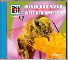 CD * WAS IST WAS - FOLGE 59 - BIENEN UND NATUR / WELT DER AMEISEN # NEU OVP !