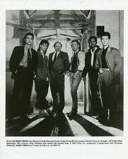 BENJAMIN BRATT DENNIS FRANZ JEFF KAAKE JAMES PAX NASTY BOYS 1990 NBC TV PHOTO