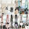 Macrame Plant Hanger - Various Colours - Handmade