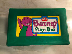 Barney The Dinosaur Play-Doh Play-Box Tonka 1993