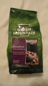 Green Mountain Coffee Hazelnut Ground Coffee 12 Oz