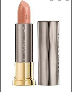 URBAN DECAY Vice Lipstick  Full Size - Barfly (Cream) NIB
