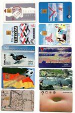 PHONECARDS – 20 INTERNATIONAL ASSORTED PHONE CARDS