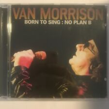 Van morrison born to sing no plan b cd 10 titres neuf sous blister