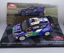 FORD FIESTA RS WRC 2012 RALLY MONTE CARLO SOLBERG CAR  1:43