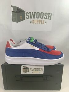 Puma GV Special Primary Shoe Men's Size 7.5 372303-01 Blue White Red New