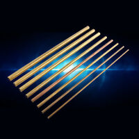 500mm Seamless Round Brass Pipe Tube 6-20mm fr Transfering Modelmaking