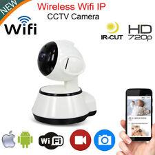 Wireless Indoor Smart Camera Home Security WiFi Video Pet Baby Monitor Cameras
