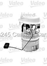 Citroen C5 I Wagon Break VALEO Electric Fuel Pump Assembly Gas 2.0L 2001-2004