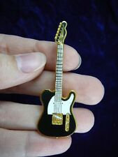 Electric guitar Pin I love guitars (M223-A) Pick from 4 colors Fender Telecaster