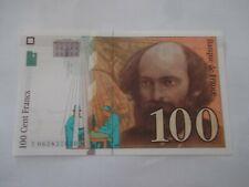 tres beau billet 100 francs CEZANNE 1998 Y 063831830