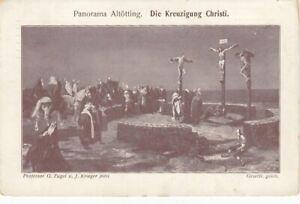 Panorama-Altötting, Die Kreuzigung Christi gl1913 F5260