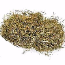 MEADOW HAY LARGE - Small Animal Pet Bedding Nest Bed Rabbit bp Feed Guinea Pig