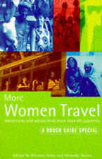 """""""AS NEW"""" More Women Travel, , Book"""