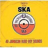 Various Artists - Trojan Presents Ska (2xCD 2011) - Very Good Condition