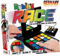 Rubiks Race Puzzle Board Game Brettspiel Zauberwürfel Mind Game Kinder Spielzeug