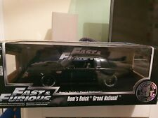 Dom's Buick Grand National 1987 Fast and Furious (2009) 1/18 Scale Diecast JADA