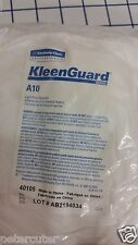 BOX OF 50 PIECES of KLEENGUARD 40105 Disposable Lab Coat, 2XL, Poly, White