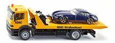 Siku - 1:55 Adac Breakdown Truck W/Car - Die-Cast Vehicle S162712