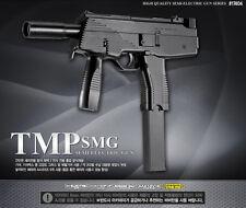 Academy TMP SMG SEMI AUTOMATIC ELECTRIC Gun Airsoft Gun #17404