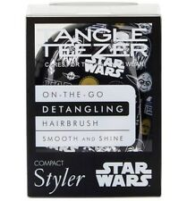 Star Wars Tangle Teezer Iconic Detangling Compact Styler Detachable Cover Black