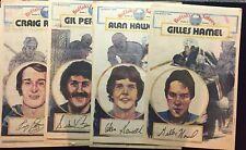 Vintage NHL Buffalo Sabres Buffalo News Posters - 7 Posters