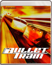 Bullet Train, The AKA Shinkansen Daibakuha Blu-Ray TWILIGHT TIME Limited Edt NEW
