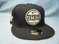 New Era 9Fifty Houston Astros Circle Patch Snapback BRAND NEW hat cap H-Town