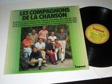 LES COMPAGNONS DE LA CHANSON Impact FRENCH PRESSING