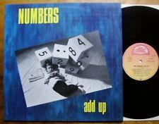 The Numbers-add up-d'79 - Attic Teldec - 6.24408 AP powerpop RARE TOP MINT